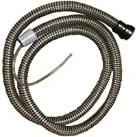 KHY Replacement Hose 7 1/2 in Length FOR Hoover Steam Vac Attachment Hose 43436009 43436023