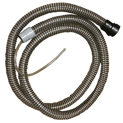 Steamvac Hose Assembly - KHY Replacement Hose 7 1/2' in Length FOR Hoover Steam Vac Attachment Hose 43436009 43436023