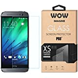 WOW Imagine™ Pro HD+ 9H Hardness 2.5D 0.3mm Toughened Tempered Glass Screen Protector for HTC ONE E8