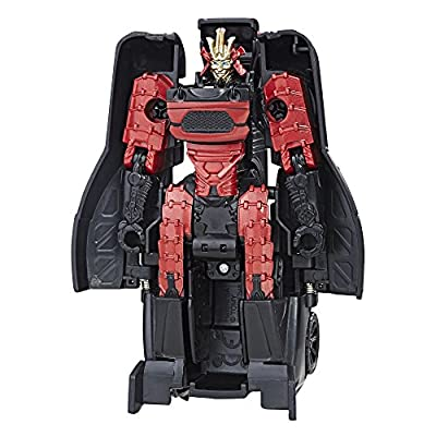 Transformers: The Last Knight 1-Step Turbo Changer Autobot Drift: Toys & Games