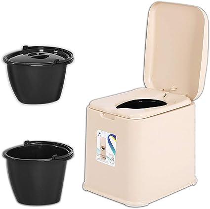 Sillas con inodoro Inodoro móvil / asiento de inodoro / silla ...