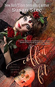 Coffin Fit (The Grateful Undead series Book 4) by [Stec, Susan]
