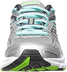 Grid Cohesion 9 running Shoe, Silver