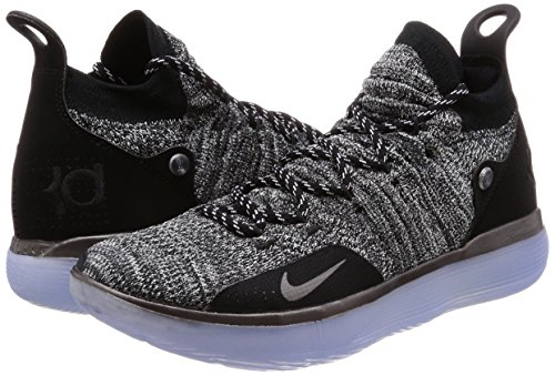 black Zoom Da Ginnastica Basse Nike Scarpe Uomo 004 black Kd11 Nero 4pwqdz6Cd