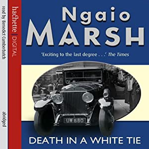 Death in a White Tie Audiobook