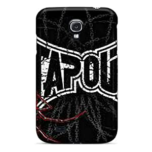 Special Leoldfcto744 Skin Cases Covers For Galaxy S4, Popular Tapout Spider Phone Cases