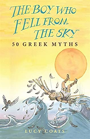 book cover of The Boy Who Fell from the Sky