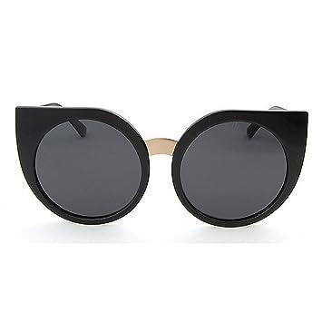 Nuevas gafas de sol Ojos de gato estilo personalidad gafas ...