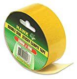 38MM x 10 Mt Double Sided Carpet Tape : ( Pack of 2 Pcs. ) , Automotive, tool & industrial , Office maintenance, janitorial & lunchroom , Well being, safety & security , Safety tapes