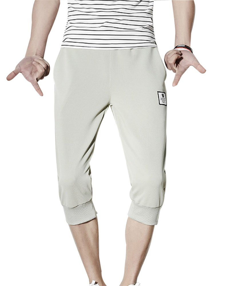 DianShao Pantalon De Chándal Deporte De Los Hombres Pantalones ...