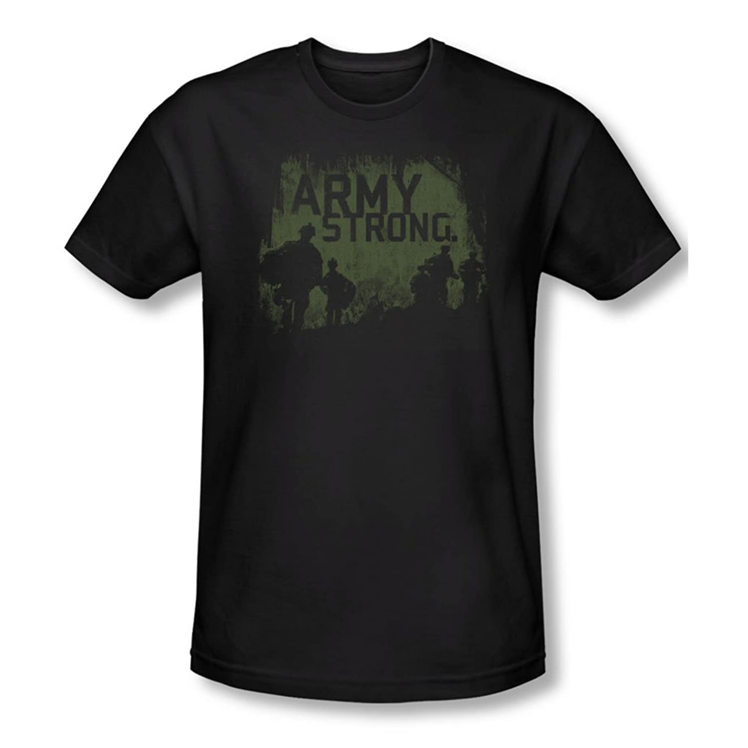 Army - Mens Soilders Slim Fit T-Shirt
