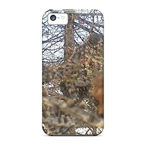 Hot New Mountain In Winter Time Case Cover For Iphone 5c With Perfect Design