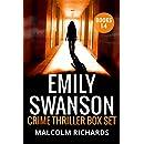 Emily Swanson Crime Thriller Box Set: Books 1-4 (Emily Swanson Crime Thriller Box Sets)