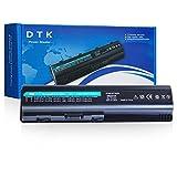 DTK EV06 484170-001 Laptop Battery Replacement for HP G60 G61 G70 G71 Pavilion DV4-1000 / DV5-1000 / DV5-3000 / DV6-1000 / DV6-2000 / Compaq Presario CQ40 / CQ60 / CQ61 Series Notebook 10.8V 4400mAh