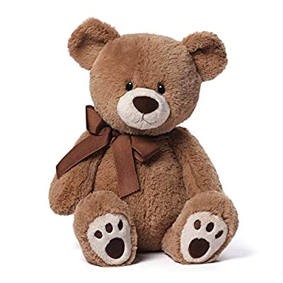 Gund 4048544 Kiwi Teddy Bear Stuffed Animal Plush, 17-Inch