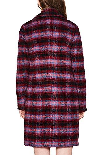Abrigo Rojo para Esprit Red by Mujer Bordeaux 600 edc qxE1tfXwFt