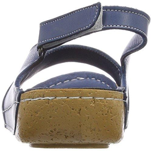 Jeans 274 Conti 0025782 Ouvert Bleu Andrea Bout Femme YZAdq
