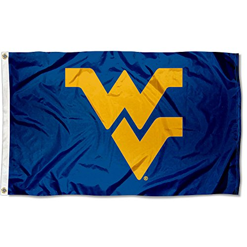 West Virginia Mountaineers WVU Blue University Large College