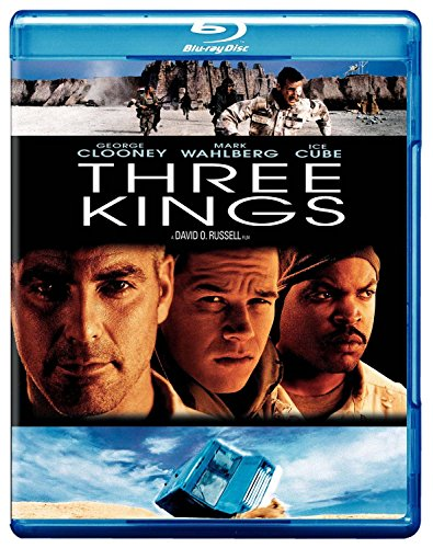 Three Kings [Blu-ray] [1999] [Region Free]