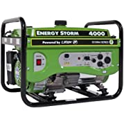 Lifan Energy Storm ES4000-CA 4000 Watt Lifan 7 HP OHV 211cc 4-Stroke Gas Powered Portable Generator (CARB Certified)