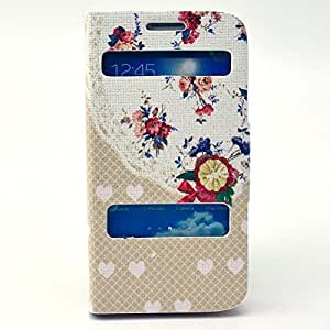 Liu-fashioncase (Tm) samsung galaxy s4 i9500 case .PU Leather Protected Protection case cover, with wallet and stand slot for samsung galaxy s4 i9500 B01 (B02)