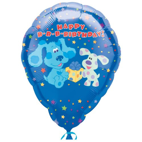 Blues Clues Birthday Personalized Balloon -