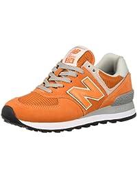 new balance trail arancione