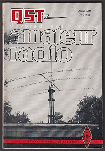 Solid State Detector - QST Amateur Radio Solid-State Product Detectors Amplified AGC Mohawk ++ 4 1969