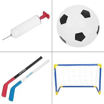 Para Hockey Fútbol De Portería Juguetes Dilwe Bola Niños qzSUMpV