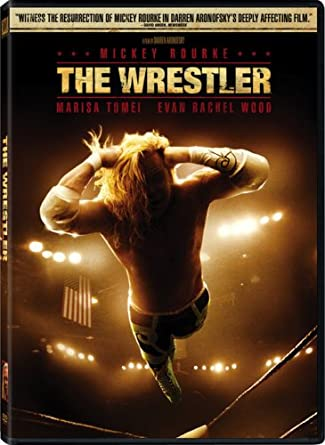Image result for The WRESTLER MOVIE POSTER