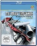 Ice Road Truckers - Staffel 4 (History) [4 Disks] [Blu-ray]