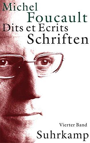 Schriften in vier Bänden - Dits et Ecrits / Bd. 4