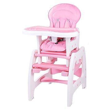 Yingercanyi Silla de comedor para bebés Mesa de comedor para bebés ...