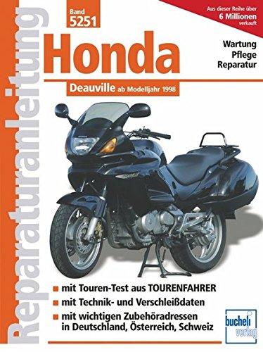 Honda Deauville (Reparaturanleitungen)