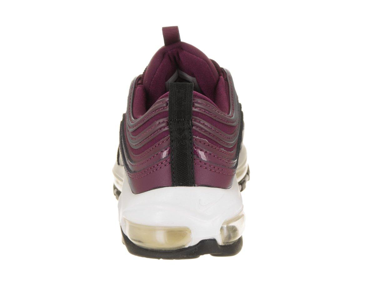 Nike Wmns Air MAX 97 917646601 El Color Rojo Burdeos