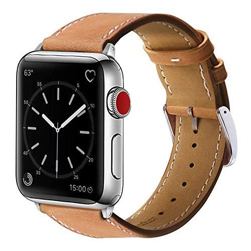Malla De Cuero, Apple Watch Series SE/5/4/3/2/1 40/42 mm