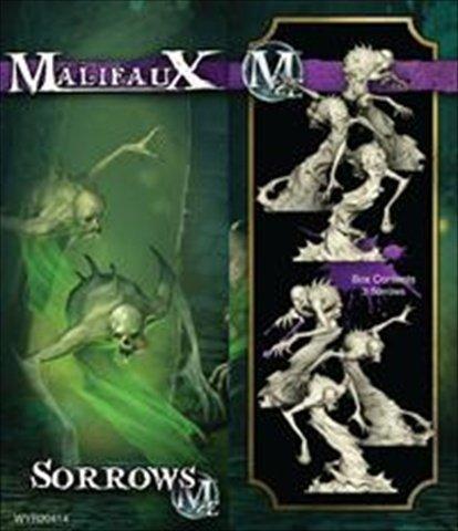Wyrd Miniatures 20414 Neverborn Sorrows - 3