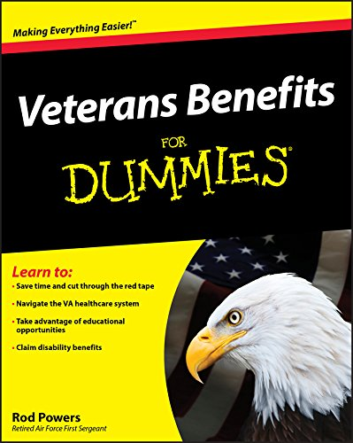 Veterans Benefits For Dummies: Rod Powers: 9780470398654