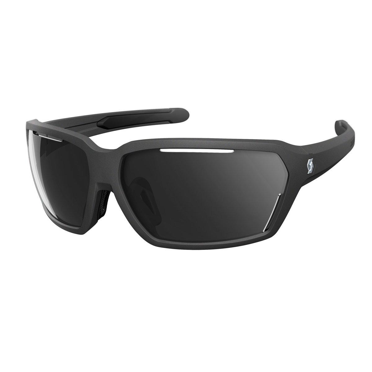 Scott Vector Fahrrad Brille schwarz/grau