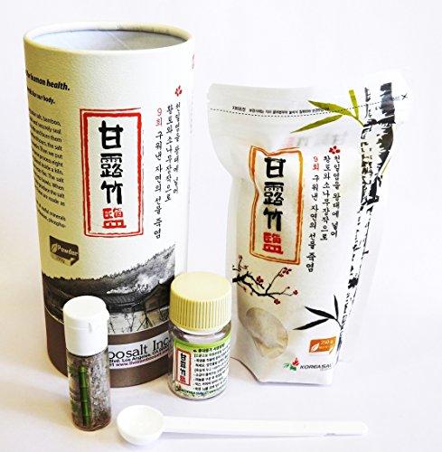korean bamboo salt - 6