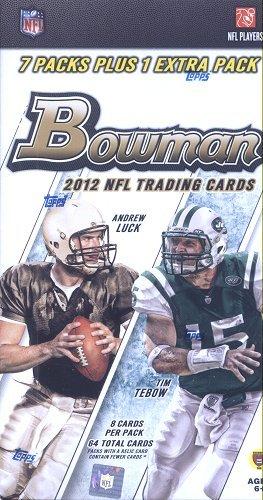 2012 bowman football - 6