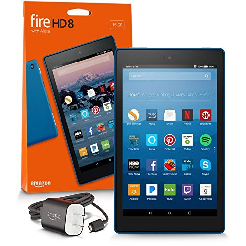 Fire HD 8 Tablet by using Alexa 8 Tablets