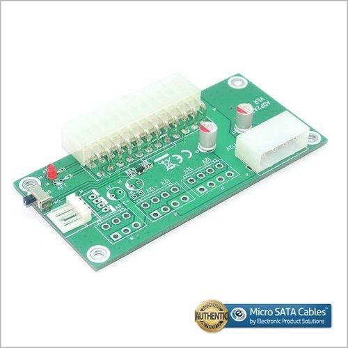 "5.5/"" Thermaltake A2370 20-Pin /> 24-Pin ATX Power Supply"