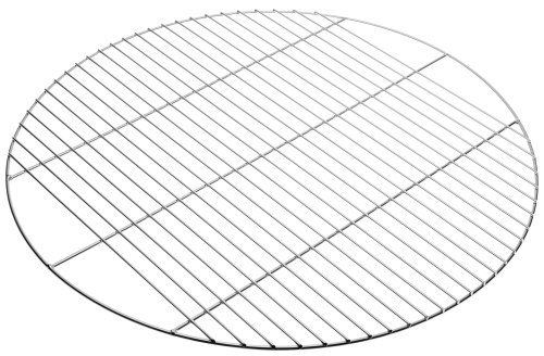 Chrome Plated Ring - Rome's 123 Camp Ring Grill Grate, Chrome Plated Steel