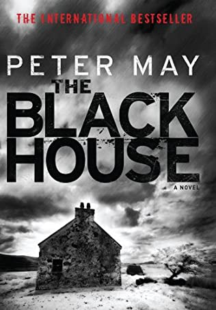 book cover of The Blackhouse