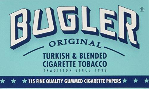 Bugler Original Cigarette Papers, 3pk
