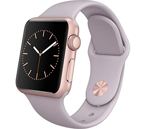 "Apple Watch Sport reloj inteligente Oro OLED 3,81 cm (1.5"") -"