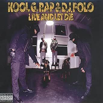 On the Run (Instrumental Al Capone) de Kool G Rap & DJ Polo en ...
