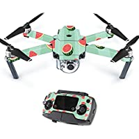 MightySkins Skin For DJI Mavic – Watermelon Patch Protective, Durable, and Unique Vinyl Decal wrap cover | Easy To Apply, Remove, and Change Styles | Made in the USA
