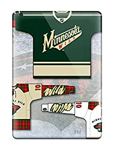 4656911K704327710 minnesota wild hockey nhl (27) NHL Sports & Colleges fashionable iPad Air cases